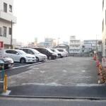 月極駐車場用カーゲート