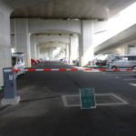 リモコンカーゲート設置完成写真